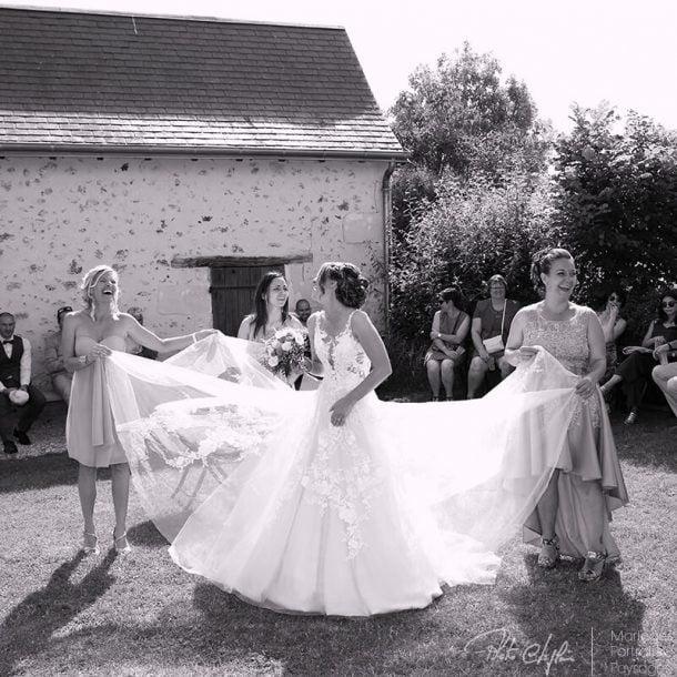 Mariage à la Ferme Carroir du Pernay