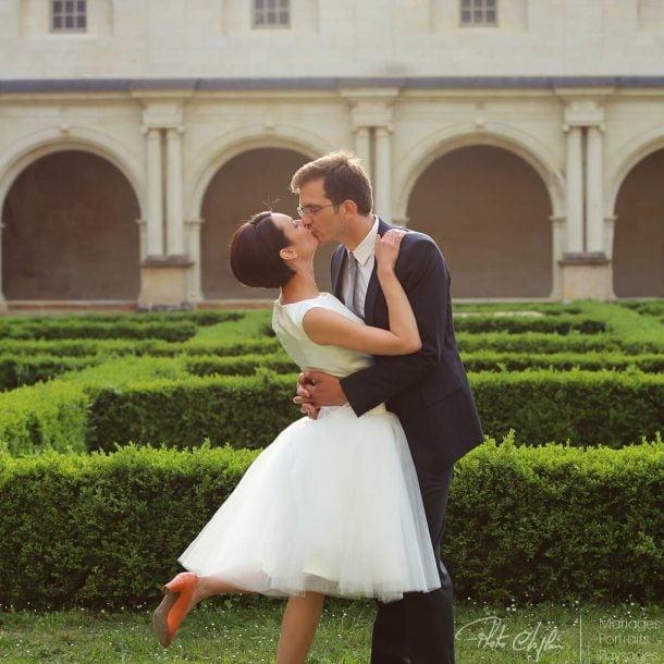 Mariage à l'Abbaye Royale de Fontevraud