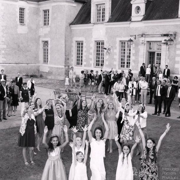 Mariage au Château de la Perrière