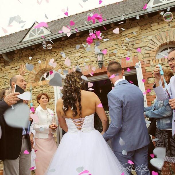 Mariage aux Granges de la Festoyerie à Gené