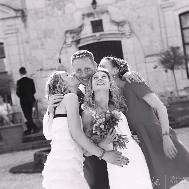 Mariage au Prieuré Saint Ellier