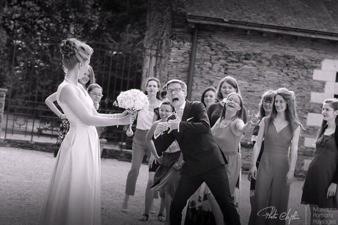 Mariage à Loire-et-sens Juigné-sur-Loire