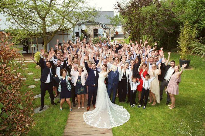 Mariage à la Nouvelle Grange de la Chevalerie Le Plessis Macé